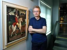'Amersfoortse kunstschilder Max Keuris had alles mee én tegen'