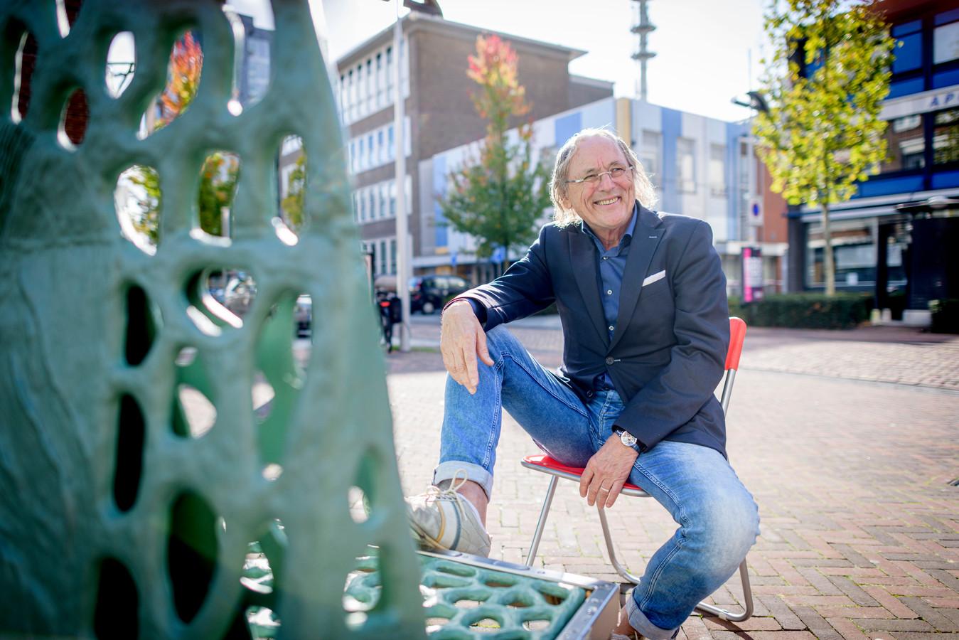 Gerrit Megelink, fractievoorzitter Lokaal Hengelo.
