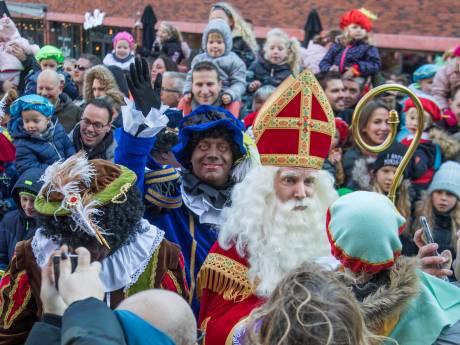 Zoetermeer houdt vast aan bruine piet tijdens Sinterklaasintocht