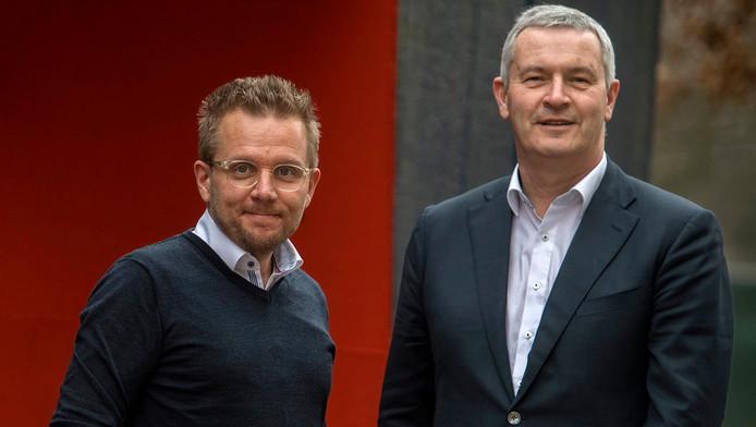 Drik Brounen en Kees Koedijk hebben samen een boek geschreven