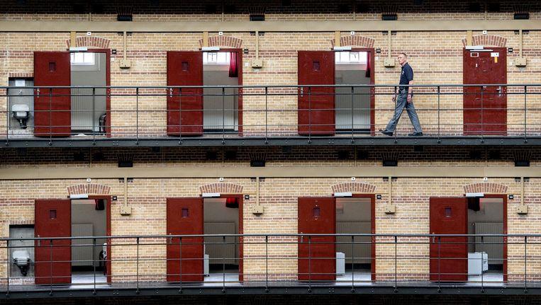 Gevangenis in Breda Beeld anp