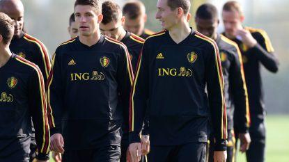 Eden Hazard blijft in fitness, Fellaini neemt opnieuw deel aan training