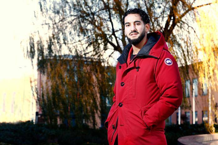 Abderrahim Loukili vertrekt na dit seizoen bij DOVO.