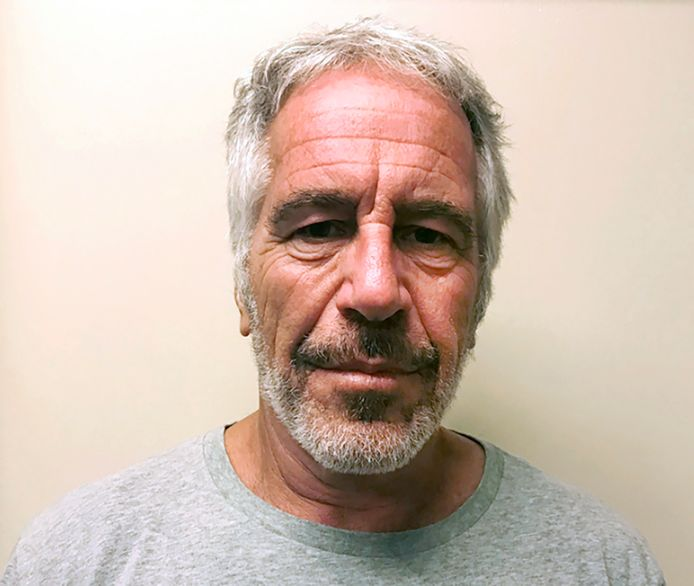 Jeffrey Epstein.