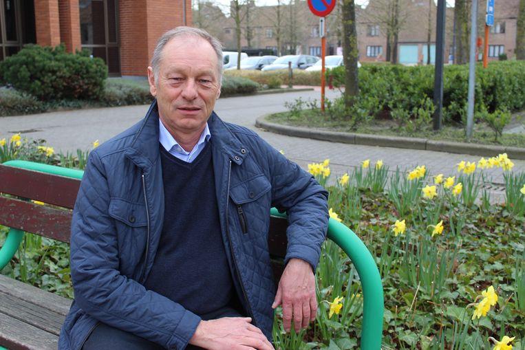 Patrick Hoste is ook waarnemend burgemeester in Aalter.