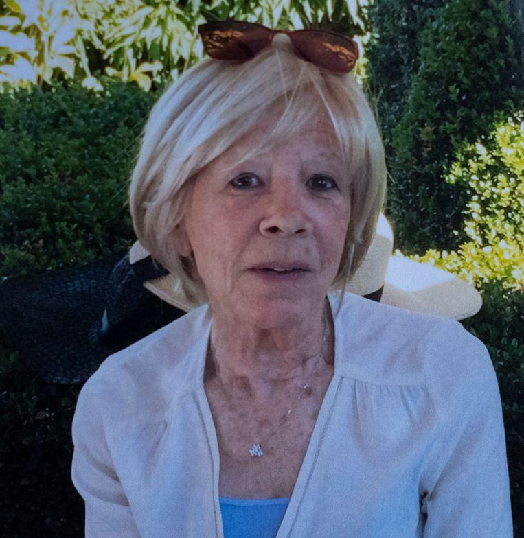 Uitvaartplechtigheid van Emmy Heylen, vrouw van Mon Bernaerts