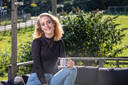 Eva van der Kolk vertelt haar ervaringen in coronatijd.