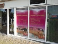 Massagesalon Arnhem op slot na aanbieden seksuele handelingen