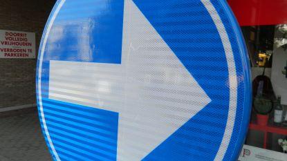 Bewoners kregen keuze: Molenbosstraat blijft tweerichtingsverkeer