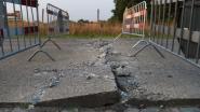 Hitte: N9 aan Bierstal in Lievegem omhoog gekomen en deels afgesloten