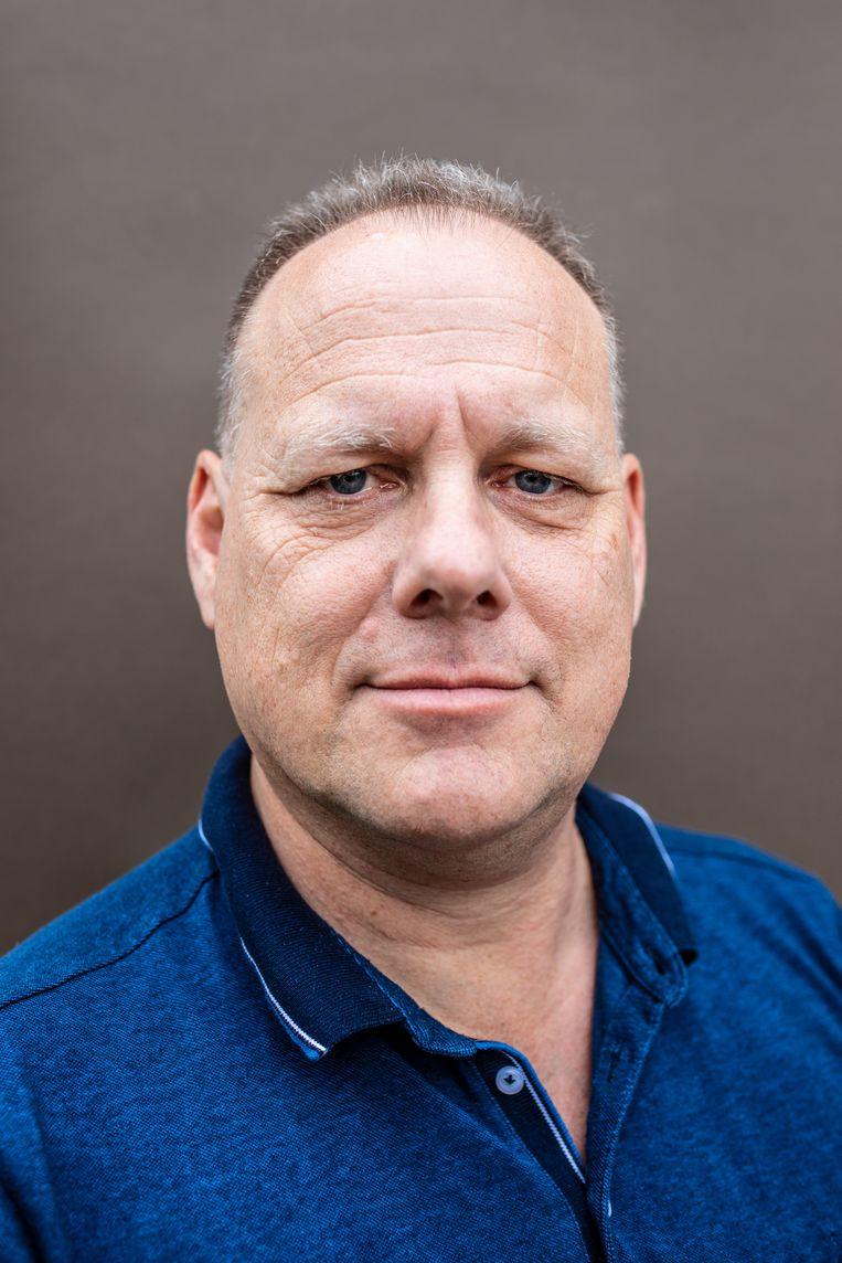 Peter van Maurik (57) Beeld Nosh Neneh