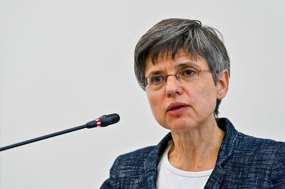 Gouverneur Cathy Berx