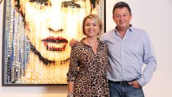 Eerst onbekend, nu werken van 30.000 euro: 'K3-ontdekker' Niels William steunt Vlaams kunstenaarstalent