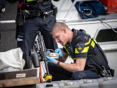 Man (24) in Alphen aangehouden na 'ernstige misdragingen en intimidaties'
