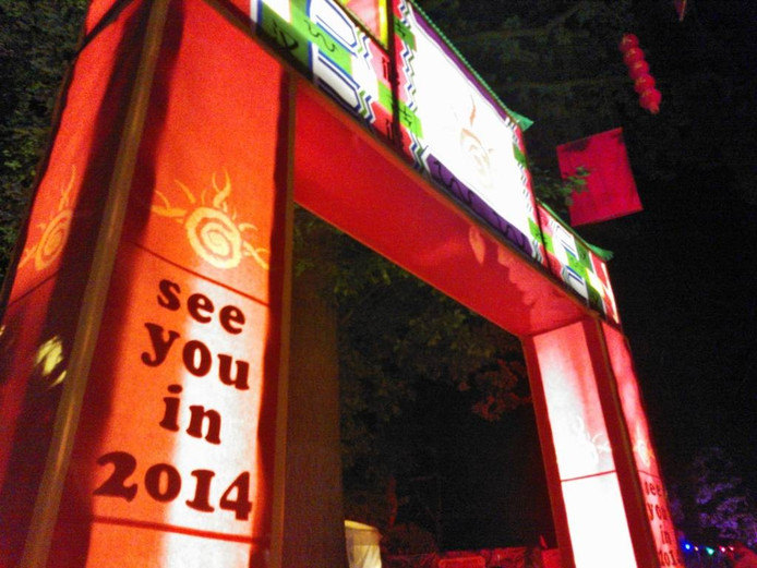SunGrooves 2013 thema Chinese wereld, SunGrooves 2014 thema Cuba