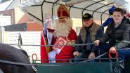 Sinterklaas brengt ook Wuustwezel bezoekje