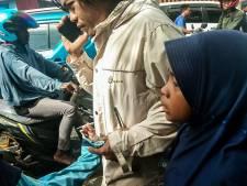 Zeker twintig doden bij zware aardbeving Molukken