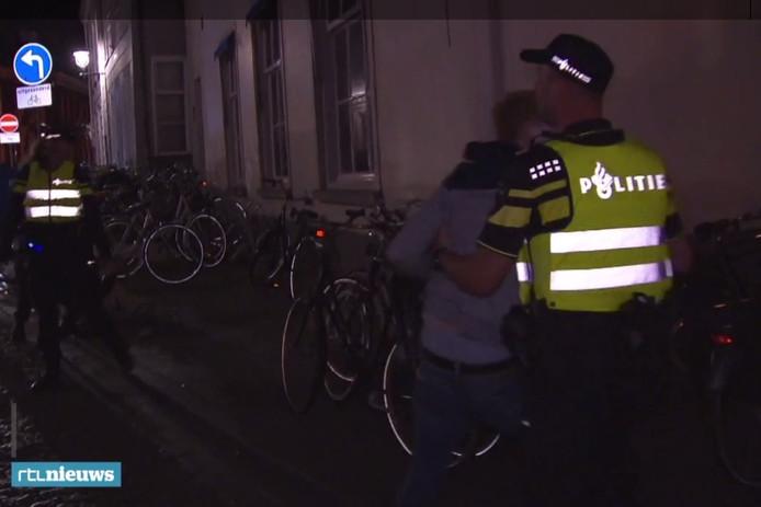 Still uit de reportage van RTL Nieuws.