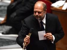 Dupond-Moretti chahuté lors de sa première prise de parole à l'Assemblée
