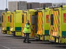 563 décès en 24h au Royaume-Uni, le bilan passe à 2.352 morts