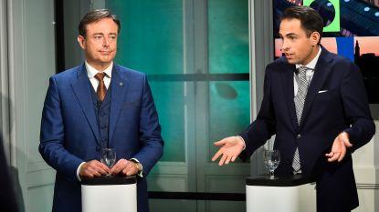 """Van Grieken: """"Dit wordt de eerste keer dat ik De Wever meer dan twee minuten spreek"""""""