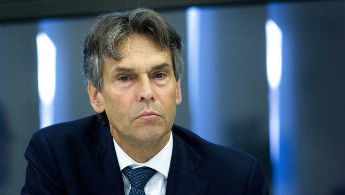 Nationaal Coordinator Terrorismebestrijding en Veiligheid Dick Schoof