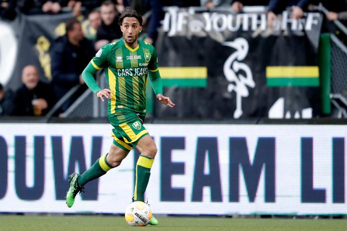 Nasser El Khayati: ,,De trainer vond mij al scherper en alerter dan normaal.''
