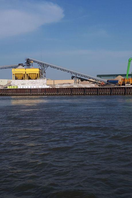 Papendrecht wil 7 ton van puinbreekbedrijf Rivierendriesprong na foute berekening