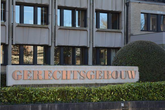 De politierechtbank van Veurne.