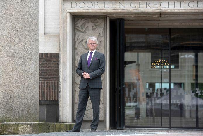 John Berends, commissaris van de Koning van Gelderland.