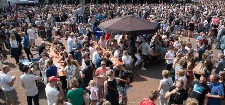 Bezoekers Ribs & Blues danken massaal voor Raalter gastvrijheid