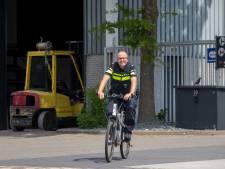 Patserbak en 'kleerkast' voor de deur: bedrijfsterrein is walhalla voor criminelen