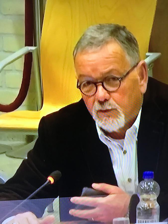 Gerard Kroezen, gemeenteraadslid voor Samen Sterk Maasdriel (SSM).
