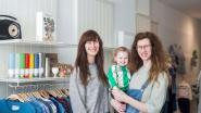 Zussen openen 'volledig ecologische' shop