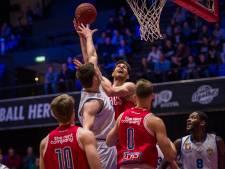 """Heroes-eigenaar Bob van Oosterhout: ,,Basketbalseizoen uitspelen wordt steeds moeilijker"""""""
