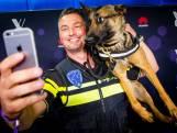 Megapopulaire politiehond Bumper moet van social media af