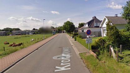 Eénrichtingsverkeer tijdens heraanleg fietspad Krommeweg in Berendrecht