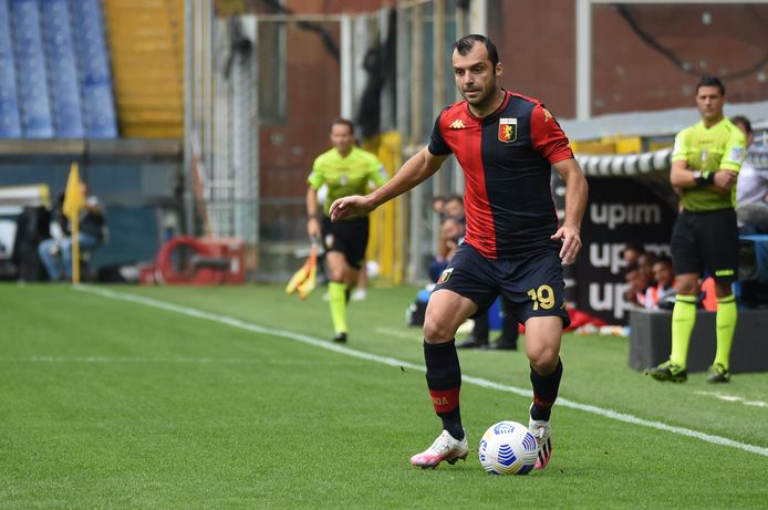Goran Pandev (Genoa)