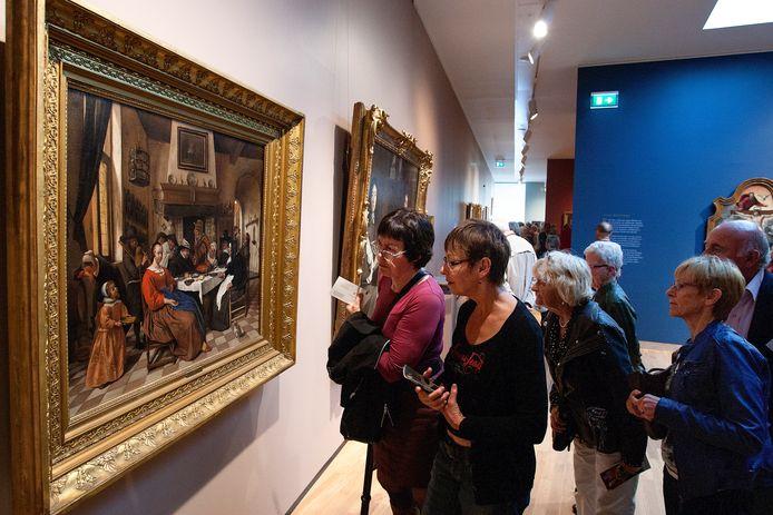 Het Dordrechts Museum heeft in 2019 90.000 bezoekers getrokken.