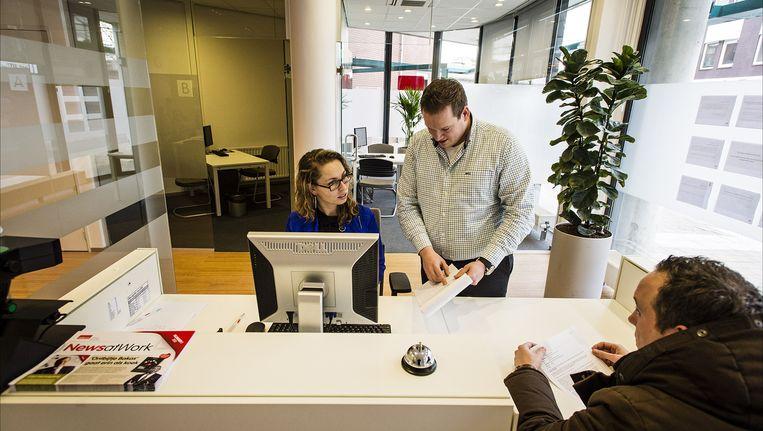 Bijna 40.000 Amsterdammers hebben een bijstandsuitkering Beeld anp