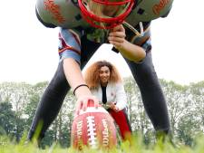 Eerste American Football damesteam in Utrecht: 'Vrouwen in de sport worden vaak gezien als schattig'