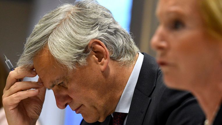 Minister van Werk Kris Peeters (CD&V)