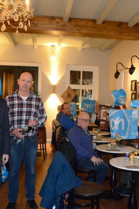 Met je Albert Heijn-tasje naar het nieuwe, sjieke restaurant van Zierikzee