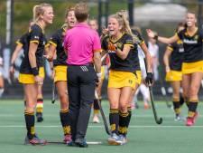 Sensatie in Den Bosch: hockeysters Oranje-Rood verslaan landskampioen