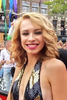 Model Loiza Lamers getroffen door herseninfarct