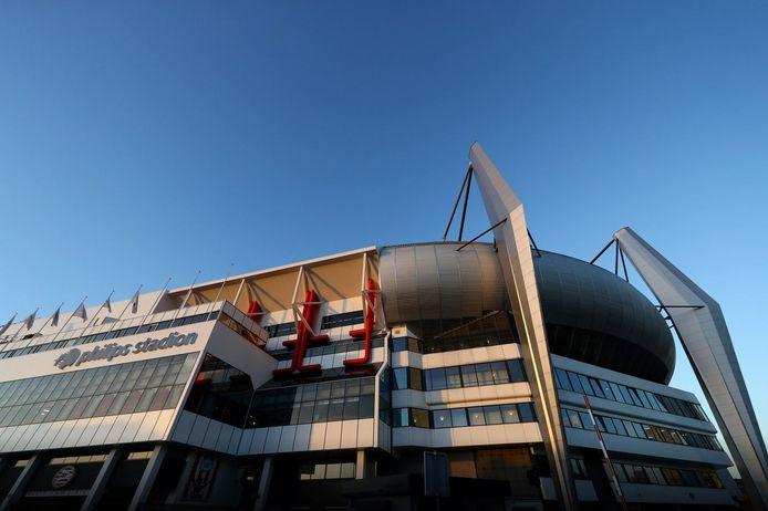 Het Philips Stadion is voorlopig dicht, in ieder geval tot 6 april.