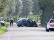 Zwaargewonde bij auto-ongeluk Arnemuiden