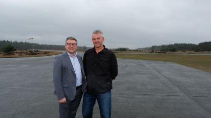 Openbaar onderzoek naar herbestemming vliegveld