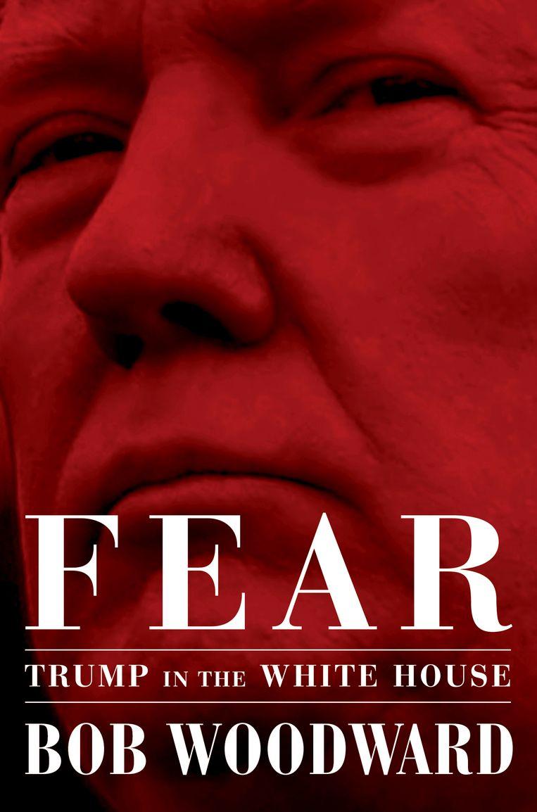 De omslag van het veelbesproken boek dat uitkomt op 11 september.