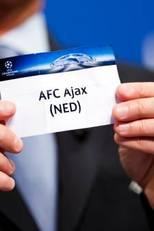 LIVE   Wie treft Ajax in achtste finales Champions League?